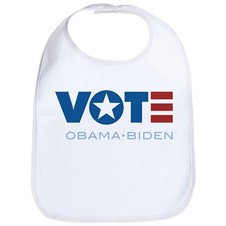 VOTE Obama Biden Bib
