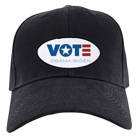 VOTE Obama Biden Black Cap