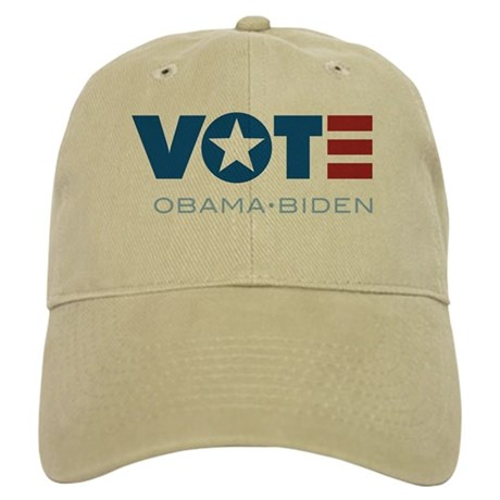 VOTE Obama Biden Cap