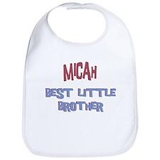 Micah - Best Little Brother Bib