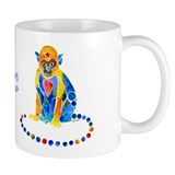 Isabella's Monkey Small Mug