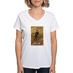 Howe Bikes & Trikes Women's V-Neck T-Shirt