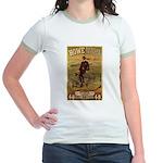 Howe Bikes & Trikes Jr. Ringer T-Shirt