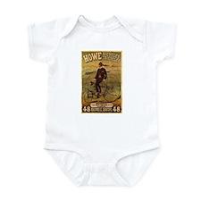 Howe Bikes & Trikes Infant Bodysuit