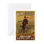 Howe Bikes & Trikes Greeting Card