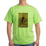 Howe Bikes & Trikes Green T-Shirt