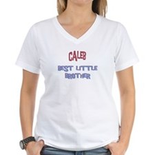 Caleb - Best Little Brother Shirt