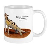 Texas Horned Lizard Mug