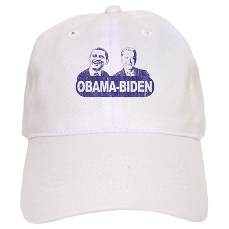 Vintage Obama-Biden Cap