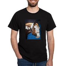Native Paint Horse T-Shirt