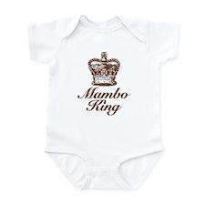 Mambo King Infant Bodysuit