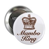 "Mambo King 2.25"" Button (10 pack)"