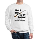 """Shotgun For My Husband"" Jumper"