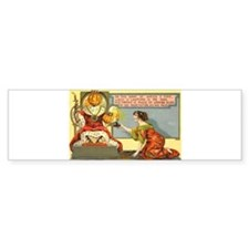 King Jack Bumper Bumper Sticker