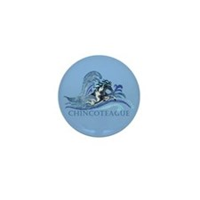 Chincoteague Pony Mini Button (10 pack)