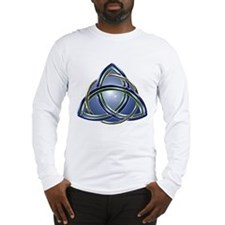 Trinity Knot Long Sleeve T-Shirt