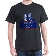 Alabama for Obama T-Shirt