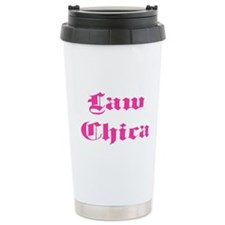 Law Chica Ceramic Travel Mug
