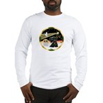 XmasDove/ Scottie Long Sleeve T-Shirt