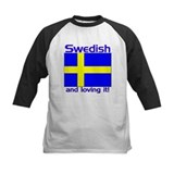 Swedish and lovin it! Tee