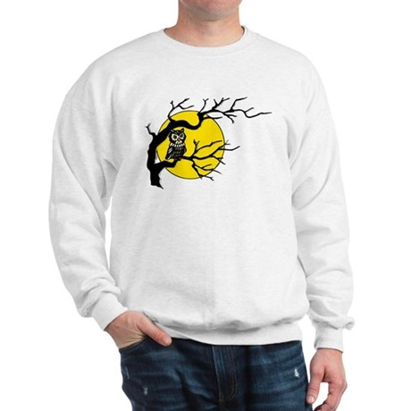 Harvest Moon Owl Sweatshirt