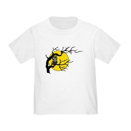 Harvest Moon Owl Toddler T-Shirt