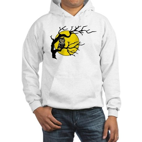 Harvest Moon Owl Hooded Sweatshirt