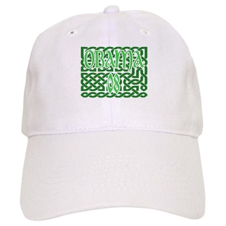 Obama Celtic Knotwork Cap