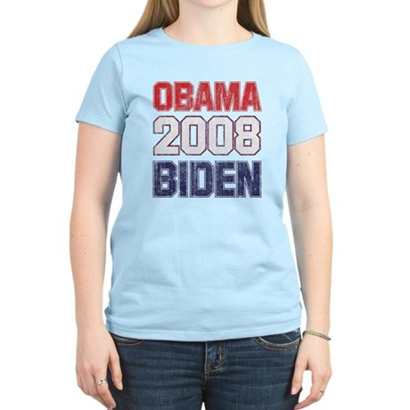 Obama-Biden (2008 vintage) Women's Light T-Shirt