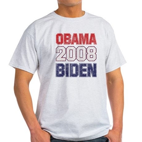 Obama-Biden (2008 vintage) Light T-Shirt