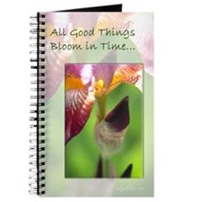 All Good Things Bloom in Time Journal