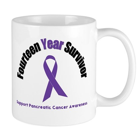 Pancreatic Cancer Mug