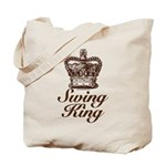 Swing King Swing Dancing Tote Bag