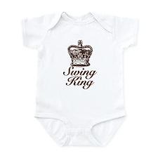 Swing King Swing Dancing Onesie
