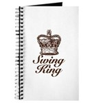 Swing King Swing Dancing Journal
