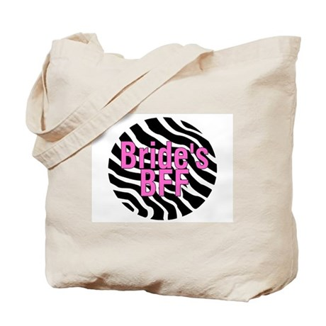Bride's BFF Tote Bag