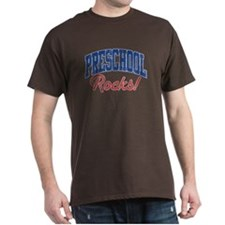 PRESCHOOL ROCKS! T-Shirt