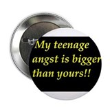 "teen angst2.25"" Button (100 pack)"