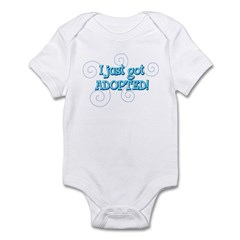 Just adopted 22 Infant Bodysuit