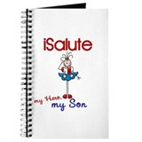 I Salute My Son 1 Journal
