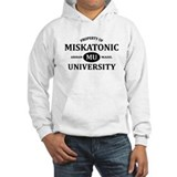 Property of Miskatonic University Hoodie