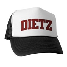 DIETZ Design Trucker Hat