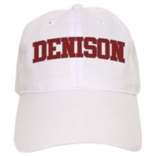 DENISON Design Baseball Cap