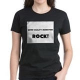 Water Quality Inspectors ROCK Tee