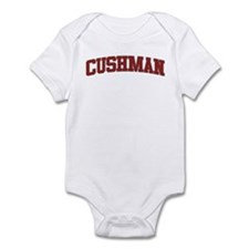 CUSHMAN Design Infant Bodysuit