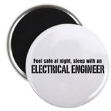 Feel Safe with an Electrical Engineer Magnet