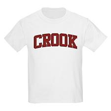 CROOK Design T-Shirt