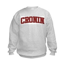 CRONIN Design Sweatshirt