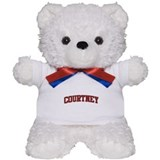 COURTNEY Design Teddy Bear