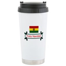 Bolivia Feliz.. Ceramic Travel Mug